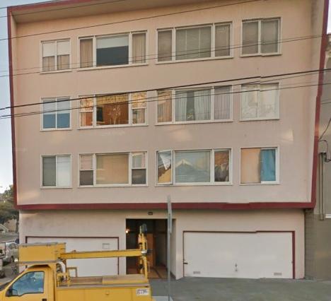 2401 Lake Street, SF