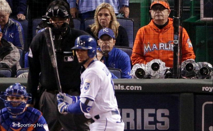 Begone, Marlins Man!