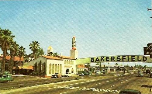 Screaming through Bakersfield