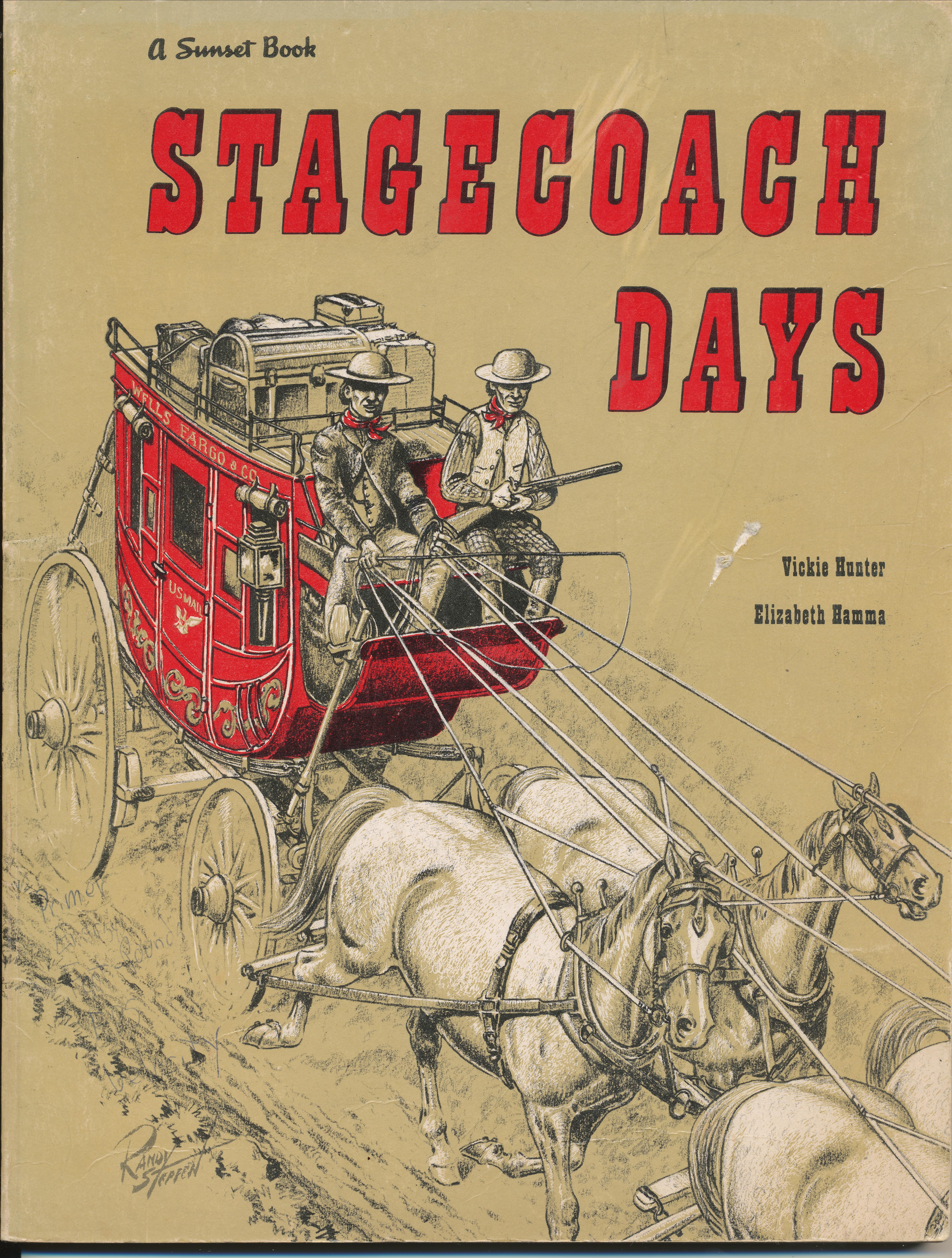 stagecoach-days