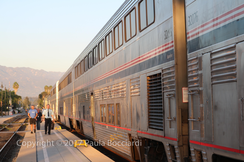 031_Coast Starlight train trip, September 2017_outside of train 1