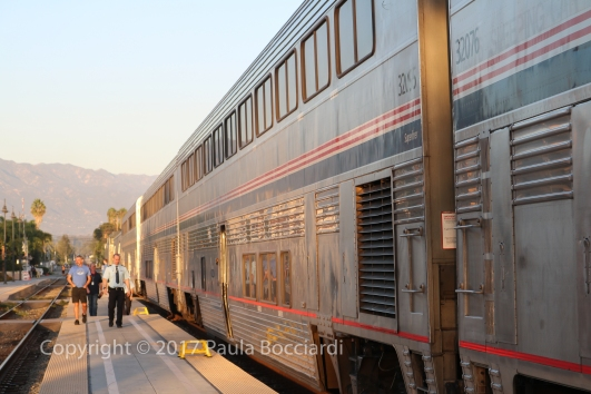 031_Coast Starlight train trip, September 2017_outside of train 1