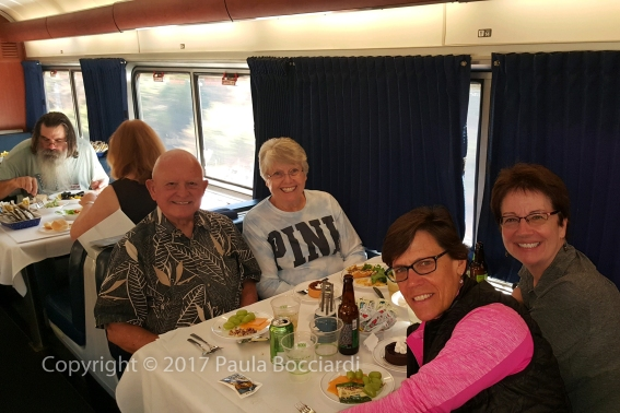 046_Coast Starlight train trip, September 2017_Jim, Bonnie Blue, ML, Paula