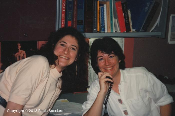 1991_AOC_Lisa Crystal, Paula