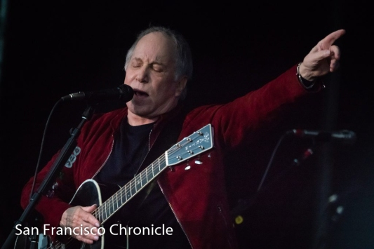 Paul Simon c SF Chronicle