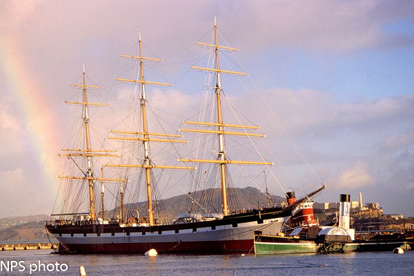 Balclutha (NPS photo)