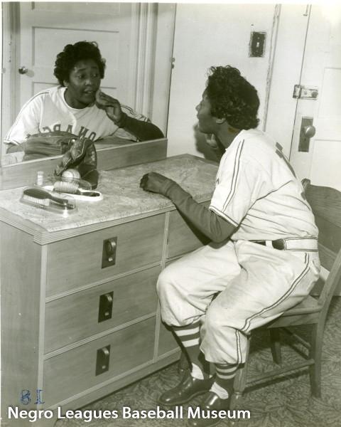 Toni Stone_Negro Leagues Baseball Museum